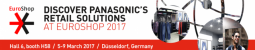 Discover Panasonic's retail solutions at Euroshop 2017