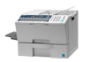 High volume heavy duty fax machine