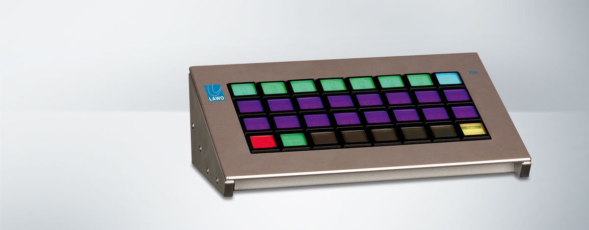 LAWO reote control panel